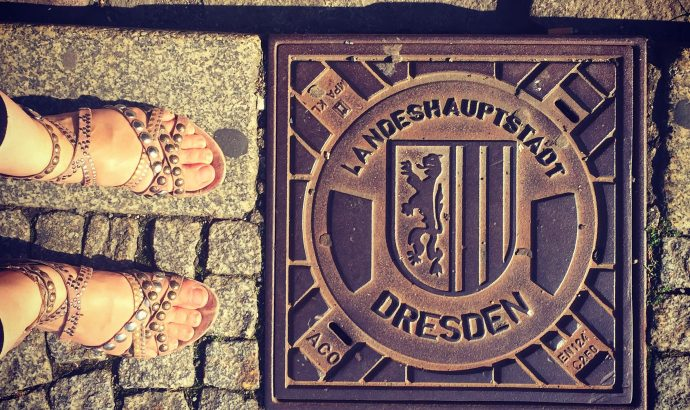 Vom Mondsee zur Frauenkirche… Dresden- wir kommennnnnnnnnn!