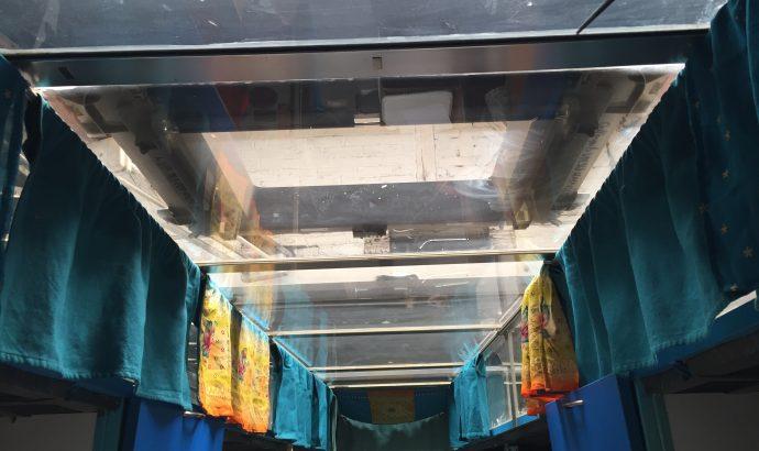 Einbau der Dachluke