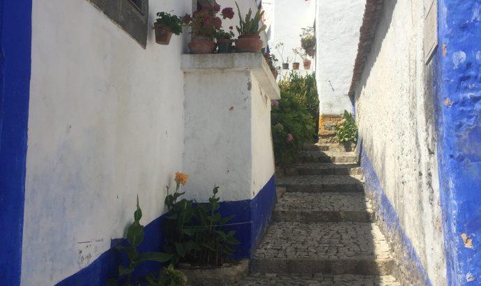Obidos- kleine Perle in der Region Centro